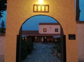 Casale Di Riena, Castronuovo di Sicilia (Santo Stefano Quisquina yakınında)