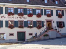 Gasthaus zur Sonne, Aesch (Duggingen yakınında)