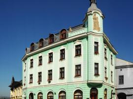 Hotel Růžek, Hranice (Všechovice yakınında)