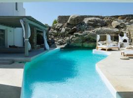 Villa Delilah, Mykonos Stadt