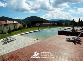 Apartments & Wellness Skok, Mozirje
