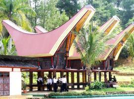 Hotel Sahid Toraja, Макале (рядом с городом Рантепао)