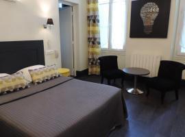 Hotel Restaurant - La Goule Beneze, Saint-Jean-d'Angély (рядом с городом Mazeray)