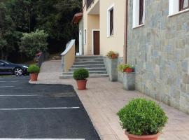 Resort La Selva, San Severino Lucano (Francavilla in Sinni yakınında)