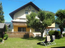 Ferienwohnung-Nassfeld-Haus Umschaden, Hermagor (U blizini grada 'Tröpolach')