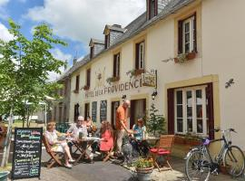 Auberge De La Providence, Saint-Donat (рядом с городом Fouillat)