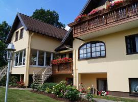 Pension Kordula Straub, Waldfenster