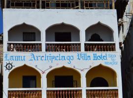 Lamu Archipelago Hotel, Lamu