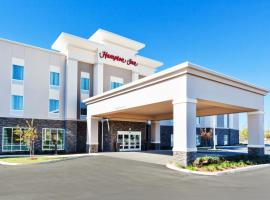 Hampton Inn Eufaula Al