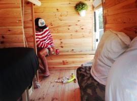 Pura Vida Camper, Betis