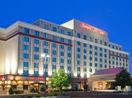 Most Booked Hotels Near Chicago Botanic Garden In The Past Month Hampton Inn Suites North S