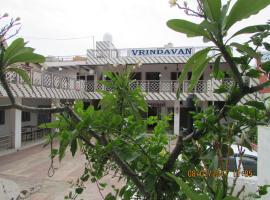 Hotel Vrindavan, Фатехпур-Сикри (рядом с городом Kāgāraul)