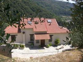 Villa Monrepos, Dolceacqua (Rocchetta Nervina yakınında)
