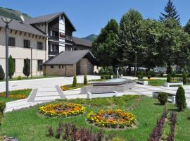 Hotel Komovi, Andrijevica
