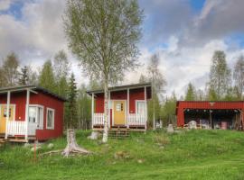 Getberget Hostel, Ramvik