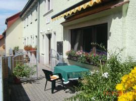 XXL Ferienwohnung, Pirna (Lohmen yakınında)