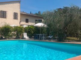Borgo Montauto, San Gimignano