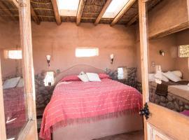 Casa Chincol, San Pedro de Atacama (Túlor yakınında)