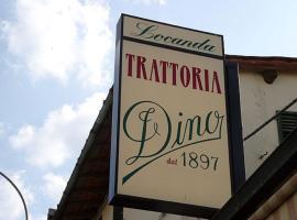 Locanda Dino, Scandicci (Sant'Ilario yakınında)