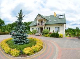 Dom Wypoczynkowy Jaś & Malgosia, Rosochaty Róg