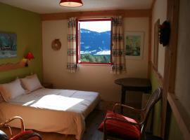 Chambres d'Hôtes Le Serpolet, Font Romeu Odeillo Via (рядом с городом Les Angles)