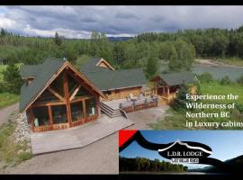 LDR Lodge - Last Dollar Ranch, Smithers (Evelyn yakınında)