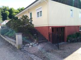 Maison Vacance Proche Gerardmer, Granges-sur-Vologne (рядом с городом La Chapelle)