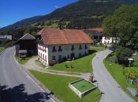 Haus Sagmeister, Steinfeld (Greifenburg yakınında)