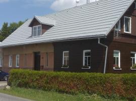 Chalupa Hoření Paseky, Český Dub (Osečná yakınında)