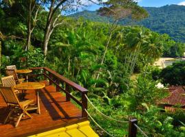 Atlantica Jungle Lodge, Abraão