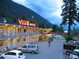Villa Motel, Nelson