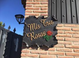 Mis Tres Rosas, La Barca de la Florida