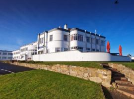 The Park Hotel, Tynemouth (рядом с городом Cullercoats)