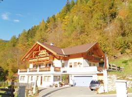 Appartement Gugganig, Flattach (Ausserfragant yakınında)