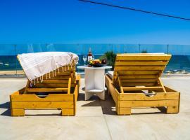 Galazio Apartments & Suites, Hersonissos (Near Analipsi)