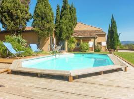 Holiday home Loupia