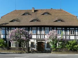 Goldberghaus Mauve, Großschönau (Spitzkunnersdorf yakınında)