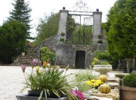 Château de la Hussardière, Dampierre-sur-Salon (рядом с городом Beaujeu-Saint-Vallier-et-Pierrejux)