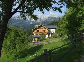 Fesengut, Annaberg im Lammertal (Lungötz yakınında)
