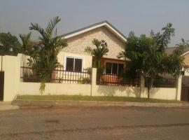 Violettes Villa, Oyarifa (рядом с городом Peduasi)
