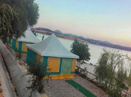 Camping San Jose Del Valle, San Jose del Valle (Algar yakınında)