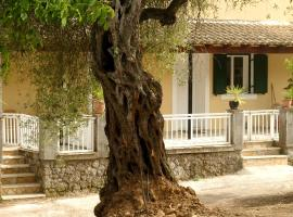 Kidonakia Apartments, Agios Ioannis (рядом с городом Áfra)