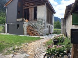 Cadmartin, Vicosoprano (Promontogno yakınında)