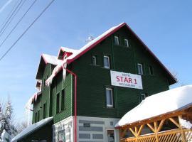 Hotel Star 1,2, Vejprty