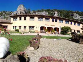 La Senda de los Caracoles - Spa, Grado del Pico (Montejo de Tiermes yakınında)