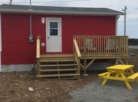Whispering Wind Cove Cottages, Twillingate