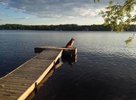 Entre Deux Eaux Lac Otis, Saint-Félix-d'Otis