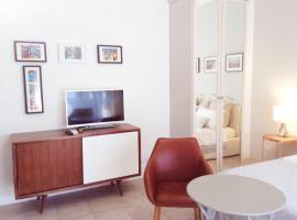 Angela's Apartment