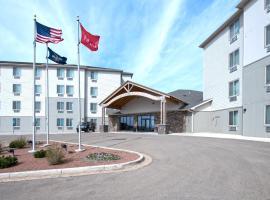 Ramada By Wyndham Williston Airport 3 Star Hotel