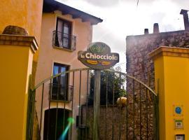 La Chiocciola, Trentinara (Giungano yakınında)